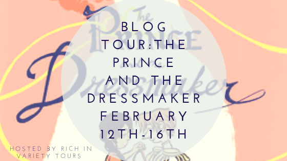 Creative Corner: Jen Wang, author of The Prince and The Dressmaker
